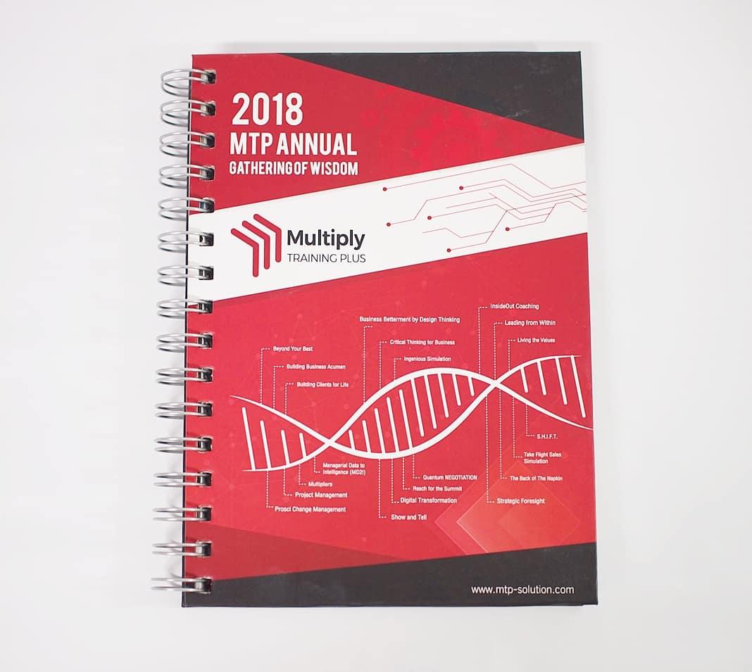 รูป Notebook Diary 2018.6 - ประกอบเนื้อหา สมุดโน้ต ไดอารี่