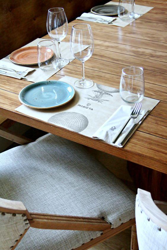 รูป Paper Plate Mat 01 - ประกอบเนื้อหา ทำไมร้านอาหารส่วนใหญ่ เลือกใช้กระดาษรองจานในร้านของตัวเอง