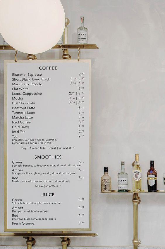 รูป coffee menu 00 - ประกอบเนื้อหา พาชม 10 ตัวอย่างงานออกแบบ และดีไซน์ เมนูร้านกาแฟ