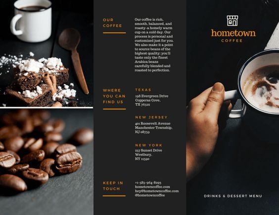 รูป coffee menu 12 - ประกอบเนื้อหา พาชม 10 ตัวอย่างงานออกแบบ และดีไซน์ เมนูร้านกาแฟ